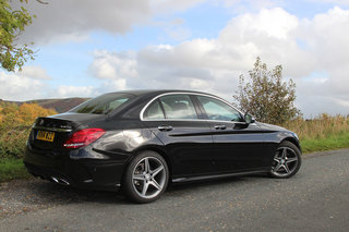 mercedes benz c class first drive striking a balance between sporty and refined image 4