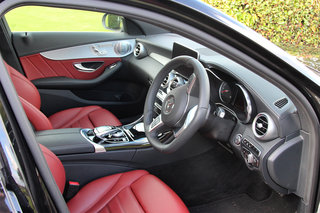 mercedes benz c class first drive striking a balance between sporty and refined image 9