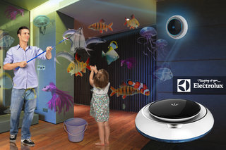 Electrolux Design Lab winner uses gaming to educate in the kitchen