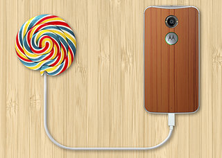 Motorola rolls out Android 5.0 Lollipop to select few devices in US