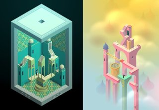 monument valley forgotten shores review more beautiful levels to enjoy image 2
