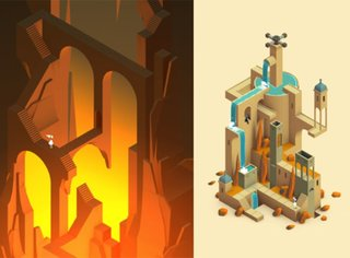 monument valley forgotten shores review more beautiful levels to enjoy image 3
