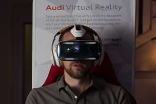 Audi deploys Samsung Gear VR headsets to add virtual reality to Audi TT launch