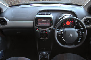 peugeot 108 review image 12