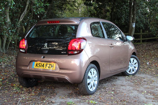 peugeot 108 review image 3