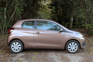 peugeot 108 review image 6
