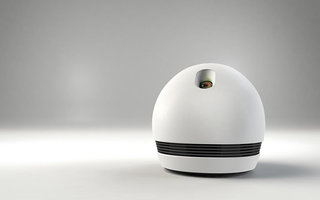 Keeker is the smart robot for the home: A moving projector, speaker, security bot and more