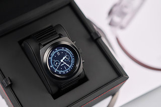 What is the Geak Watch II and why has it made quarter of a million dollars in funding already?