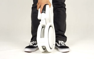 Impossible is a folding electric bike that will actually fit in your backpack