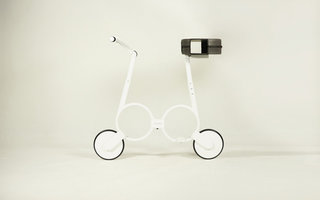impossible is a folding electric bike that will actually fit in your backpack image 3