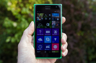 Nokia Lumia 735 review: Just don't call it a selfie phone