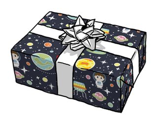 36 geeky wrapping papers to use on christmas gifts this year image 10