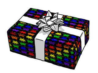 36 geeky wrapping papers to use on christmas gifts this year image 30