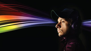 Music sounds better with... Andy C
