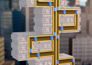 The Great Glass Elevator might soon be real thanks to MagLev lifts that go up, down, and sideways