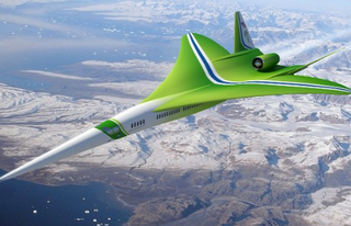 Lockheed Martin N+2 supersonic jet can go from NY to LA in just over two hours