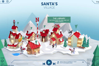 Norad Tracks Santa Vs Google Santa Tracker Which Tracks Father Christmas Best  image 4