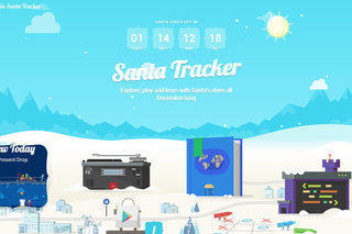 Norad Tracks Santa Vs Google Santa Tracker Which Tracks Father Christmas Best  image 5