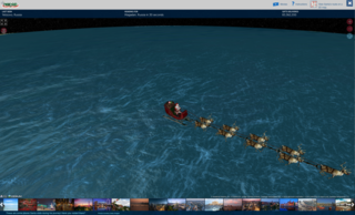 norad tracks santa vs google santa tracker which tracks father christmas best image 3