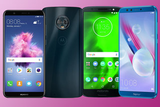 The best budget phone 2018: Top cheap phones for under £200
