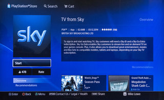 Sky Go on PS4: Sony console starts home entertainment pitch in earnest