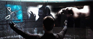 Minority Report style crime predictor used to stop crime before it happens