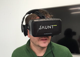 Exploring Middle Earth: How Jaunt VR could change the way we watch television