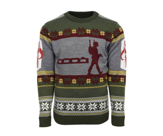 Best Geek Christmas Jumpers Star Wars Sonic Game Of Thrones Captain America And More image 4