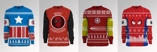 best geek christmas jumpers star wars sonic game of thrones die hard and more image 2