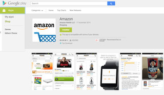 can t find the amazon app in google play store here s why  image 2