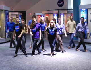 NASA made an 'All About That Bass' parody. Seriously.
