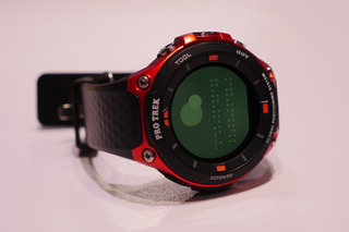 Casio WSD-F20 preview: Rugged outdoor smartwatch shows Android Wear can be great