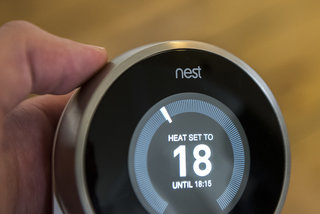 You can now control Nest thermostat with your voice, if you own an Android phone