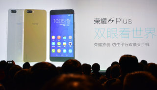 Huawei's new Honor brand unveils 6 Plus with dual 8MP camera