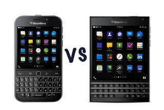 BlackBerry Classic vs BlackBerry Passport: Which should you choose?
