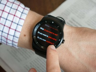 Coffee texting app lets you avoid awkwardly talking to your Android Wear watch