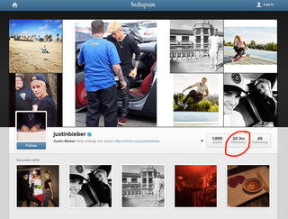 Instagram follower purge knocks Justin Bieber off his throne: Here are the accounts most affected