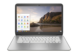 HP's Chromebook 14 now comes with a 1080p touchscreen