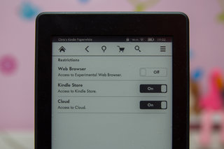 How to setup an Amazon Kindle for children: Kindle for Kids and