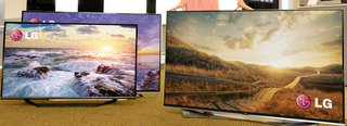 LG's CES TV line-up suggests 2015 will be the year of 4K