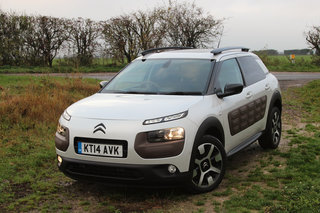 Citroen C4 Cactus review: A thorn in the side for the competiti