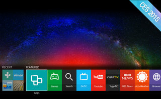 Samsung adopts Tizen for new Smart TV platform, PlayStation Now too