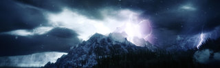 What happens when a photographer collates Skyrim photos? Jaws hit floors