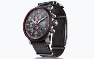 montblanc e strap lets you upgrade your current watch to make it smart image 2