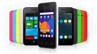 Alcatel OneTouch PIXI 3 lets you choose between Android, Windows Phone, or Firefox OS