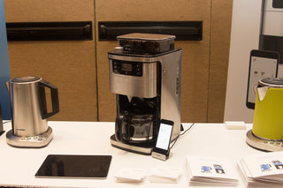 iKettle maker launches bean-to-cup app-controlled Wi-Fi coffee machine
