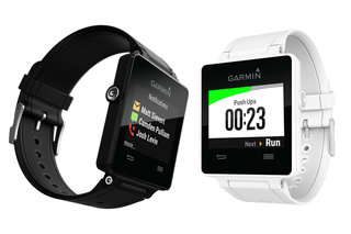 Garmin Vivoactive is a proper smartwatch for fitness fans