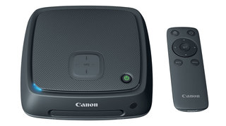 Canon Connect Station CS100 is a 1TB photo storage device with NFC for easy transfer
