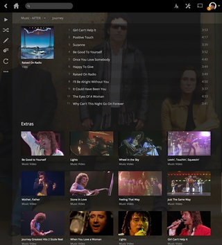plex to add new music streaming features hd videos from vevo to match your tracks image 2