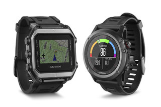 Fenix 3 adds colour to your training, Garmin Epix is a wrist navigator
